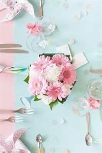 deco pastel bapteme fille bouquet de fleur centre de table With tapis chambre bébé avec beau bouquet de fleurs pour anniversaire
