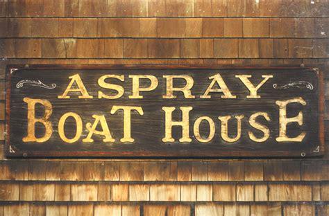 Aspray Boat House by Wear Pearls Aspray Boat House