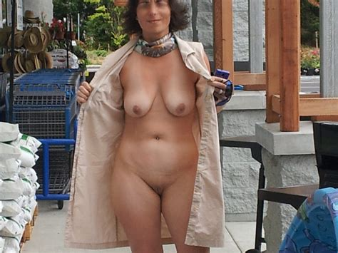 30 In Gallery Milf Wife Exposing In Public Picture 1
