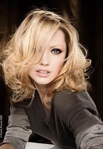 Coiffure Femme Mi Long : cheveux mi long wavy ~ Melissatoandfro.com Idées de Décoration