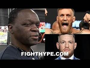 JEFF MAYWEATHER'S SURPRISING TAKE ON TWO SIDES OF MCGREGOR ...