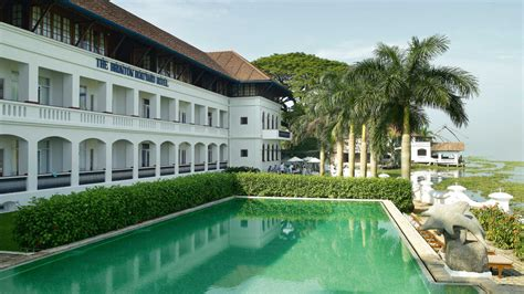 brunton boatyard cochin  kuoni hotel  cochin