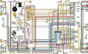 1968 Dodge Coronet Color Wiring Diagram