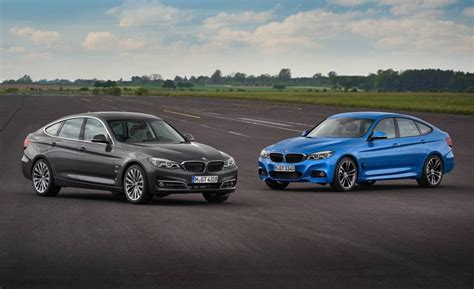 2016 Bmw 3 Series Gran Turismo Revealed