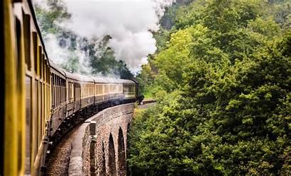 Steam Railway Dartmouth Devon Train Railways Heritage