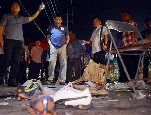 Duterte Declares 'State of Lawlessness' After Bombing