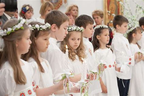 One diocese is collecting hundreds of First Communion ...
