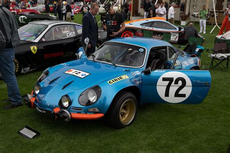 Alpine A110 1800 Group 4 - Chassis: 17623 - Entrant ...