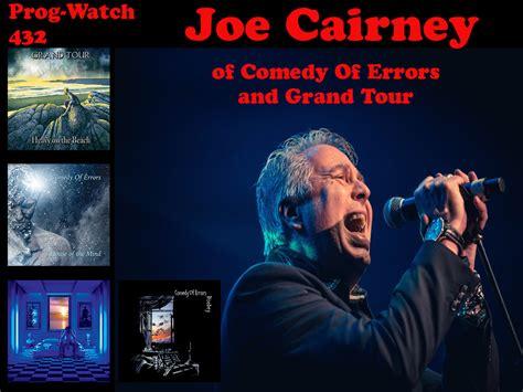 joe cairney  comedy  errors  grand  pt