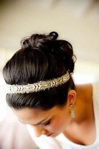 Bridal Hair Inspiration On Pinterest Bridal Hair