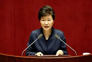 South Korea's leader warns of North Korea collapse | World ...