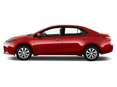 2016 Toyota Corolla 4-door Sedan Cvt Le (gs) Side