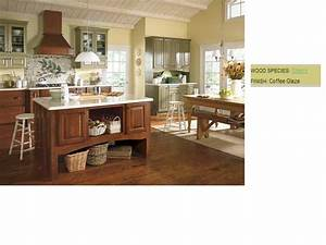 11 best traditional kitchens diamond at lowe39s images on With kitchen cabinets lowes with four panel wall art