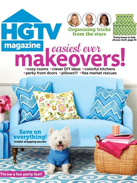 hgtv magazine january february 2014 hgtv