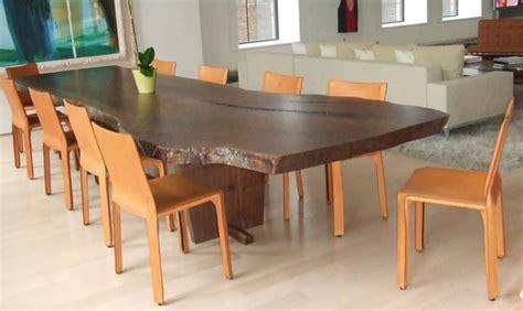 table cuisine bois brut table a manger bois cuisine table haute trendsetter
