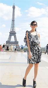 My Outfit Leopard Print Summer Dress for Paris