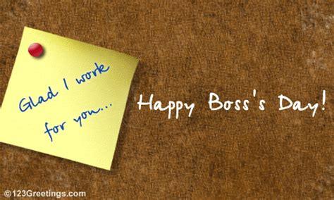 formal bosss day   happy bosss day