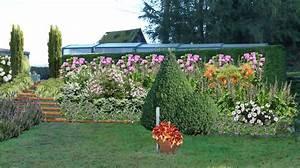 fleurir un talusplan de talus fleuri With awesome amenager son jardin en pente 10 creer un jardin en permaculture plan