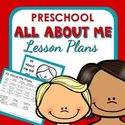 5 senses theme preschool classroom lesson plans 281 | Preschool All About Me Lesson Plans 400x400