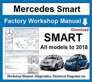 Smart Fortwo Wiring Diagram
