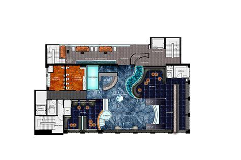 floorplan for my restaurant nightclub design fenh on behance
