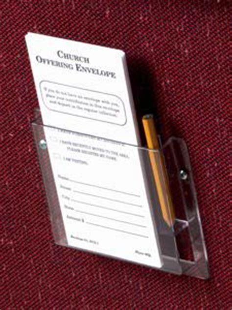 plastic pew card pencil holder item ru235p southeast