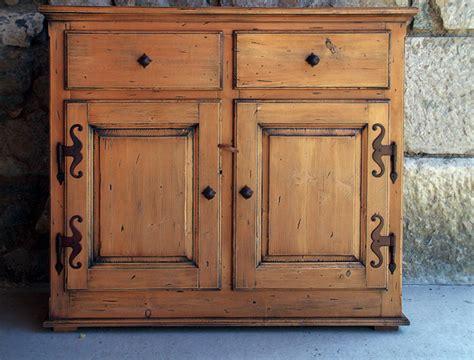 meubles cuisine bois massif meuble en bois
