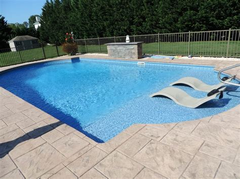 gallery inground pools toms river nj swimming pool