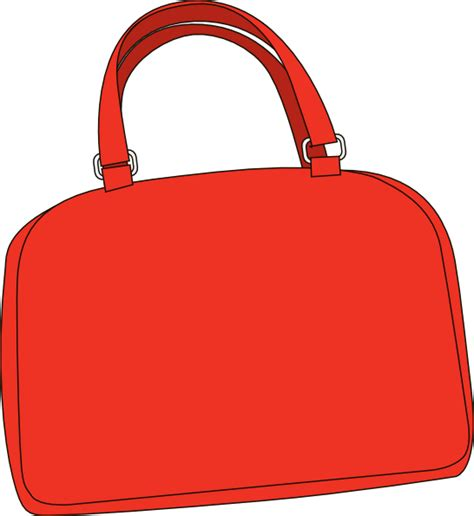 Purse Clipart Clothing Purse Clip At Clker Vector Clip