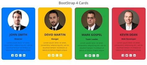 responsive cards  bootstrap  whubscom
