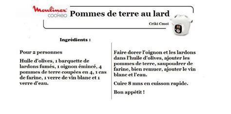 recette cuisine regime 10 recettes cookeo pommes de terre et viandes