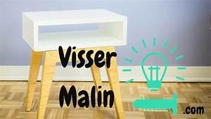 Table De Chevet Scandinave Pas Cher : comment fabriquer une table de chevet scandinave ep13 ~ Melissatoandfro.com Idées de Décoration