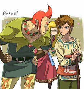 Link and zelda skyward sword fanfiction lemon