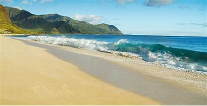Water Summer Gifs Giphy Beach Scene Animated