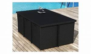 Soldes Table De Jardin : table de jardin solde mam menuiserie ~ Edinachiropracticcenter.com Idées de Décoration