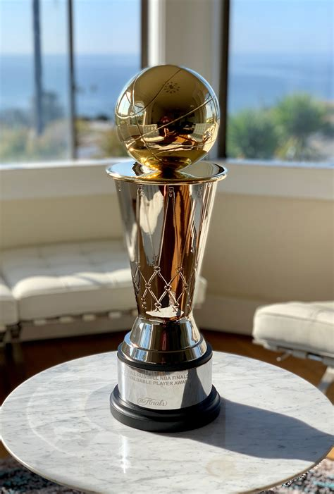 replica nba finals mvp award trophy sport fantasic