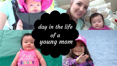Day In The Life Of A Young Mom 2017 Ditl Sahm  Youtube