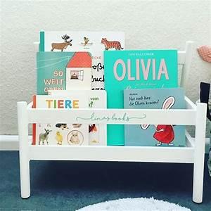 Kinder Bücherregal Ikea : die neue b cherbank f r lina da kann sie sich b cher besser aussuchen als im regal die flisat ~ Markanthonyermac.com Haus und Dekorationen