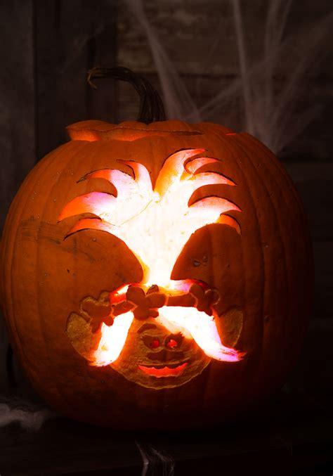 pop culture pumpkins  stencils   ages