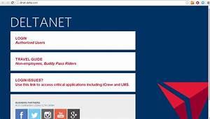 Delta Net Employee Portal Login Guide Dlnet.delta