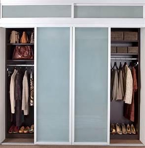 Closet Sliding Doors - Modern - Closet - New York - by