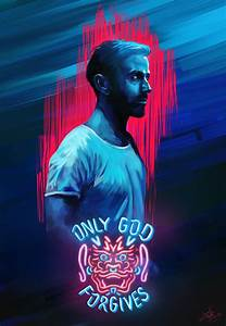 Only God Forgives - PosterSpy