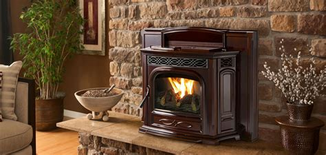 Accentra 52i Pellet Fireplace Insert With Automatic Ignition Electric Kitchen Stoves Reviews Wood Stove Pad Ideas Hobbit Review Pellet Sizes Converting Natural Gas To Propane Usage 30 Inch White 20