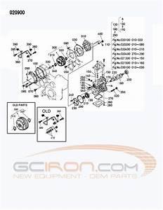 Kubota Engine Parts Diagram D1105