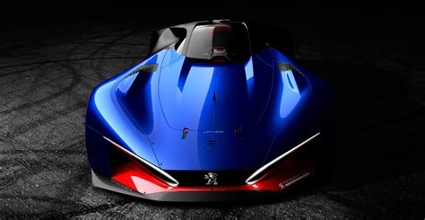 Peugeot L500 R Hybrid Concept Is A 100year Tribute