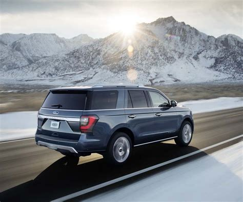 New Ford Expedition Redesign 2018 by 2018 Ford Expedition Release Date Redesign And Price