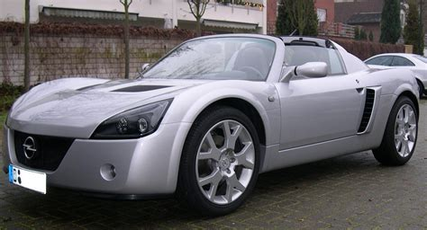 Opel Speedster Turbo by Opel Speedster Wikip 233 Dia
