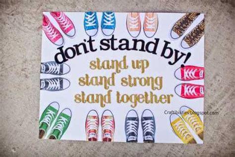 "Stop ""bullying"" Bukan Hanya Sekadar Slogan Oleh Ina Tanaya. Parkinson's Disease Signs. White Tree Murals. Leukemia Signs Of Stroke. Vinyl Decal Stickers For Cars. Green Wolf Banners. Sticker Bombing Decals. Electric Business Signs. Equipment Labels"