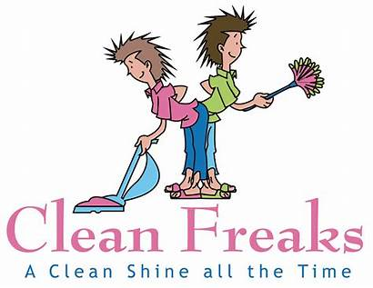Cleaning Clipart Janitorial Clean Cleansing Freak Su