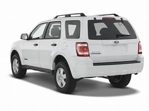 2008 Ford Escape Reviews - Research Escape Prices  U0026 Specs